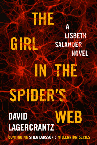 Girl in the spiders web