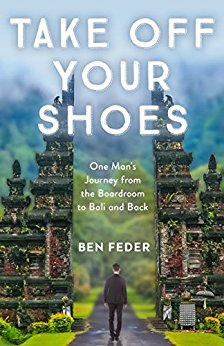 Take off your shoes book image