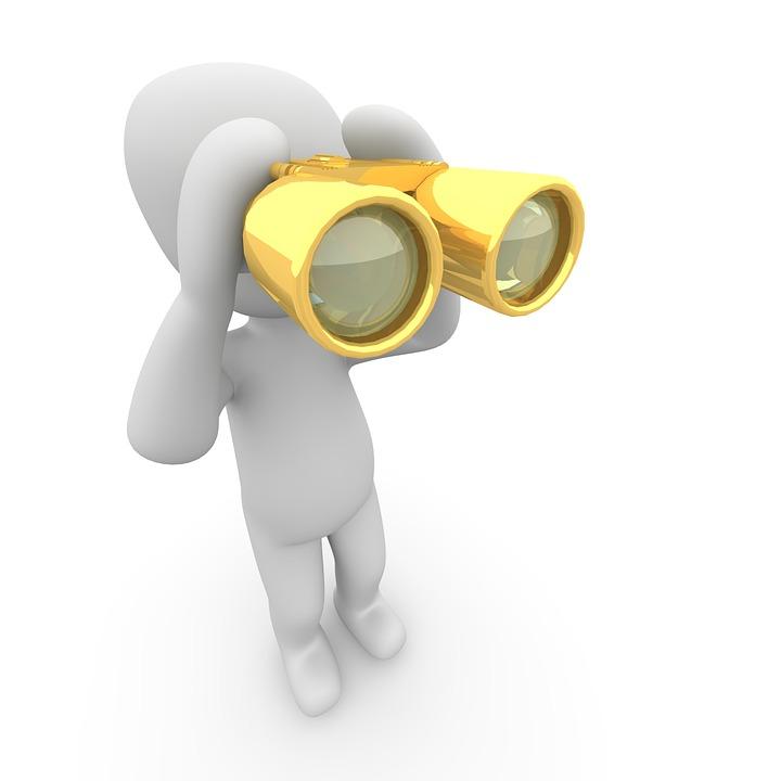 Binoculars with doughbuy image