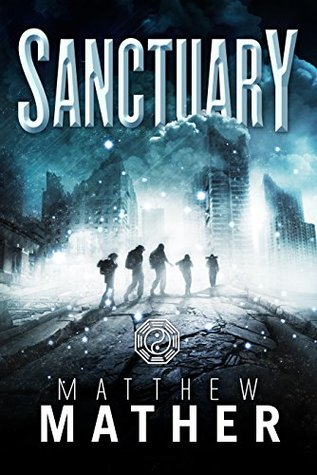 Sanctuary Nomad book 2