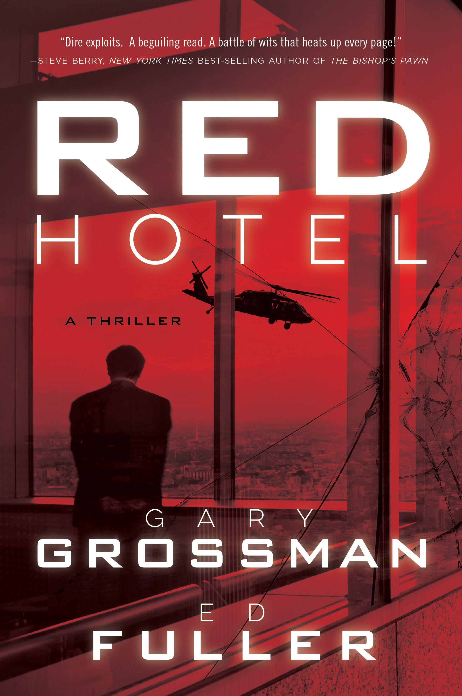CORRECT RED HOTEL Cover