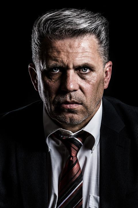 Lawyer male image