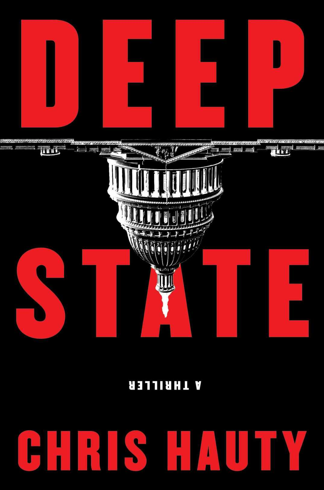 Deep State Chris Haughty book image