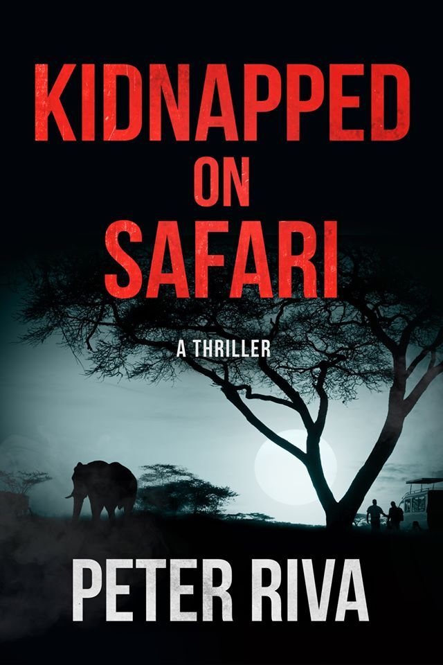 Kidnapped on Safari image